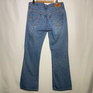 LEVI'S 515 Boot Cut Low Rise Jeans